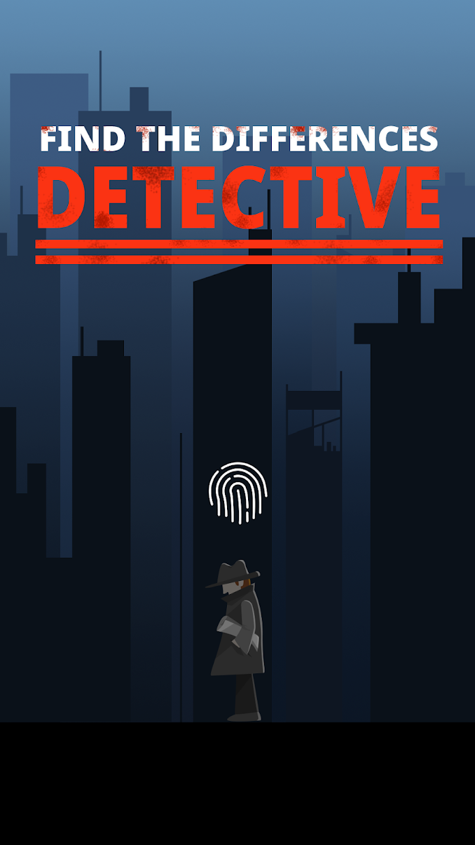 Find The Differences-The Detective Cevapları