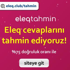 Eleq Tahmin Sitesi