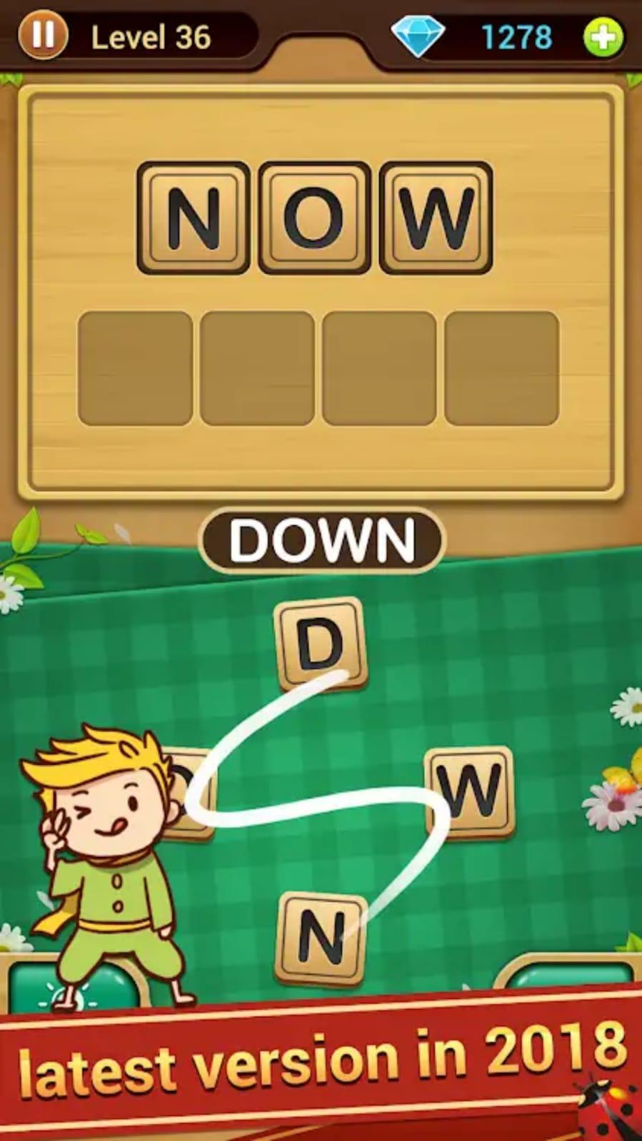 Word Link Oyunu Cevapları