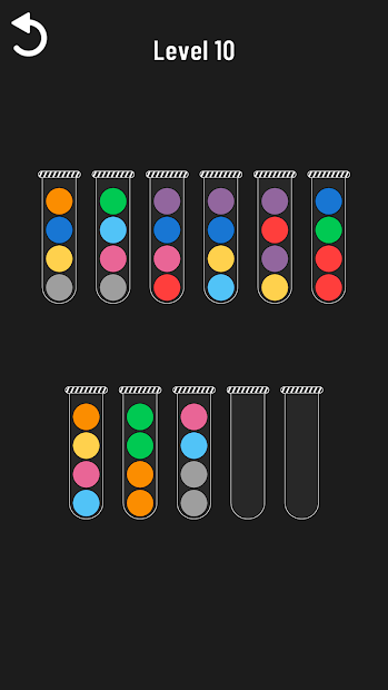 Ball Sort Puzzle Çözümleri (61-70)