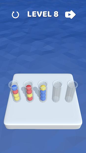 Sort It 3D Çözümleri (41-50)