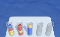 Sort It 3D Çözümleri (91-100)