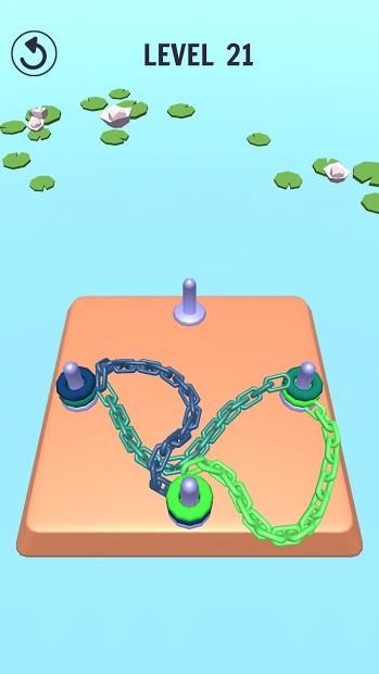 Go Knots 3D Cevapları 21-30