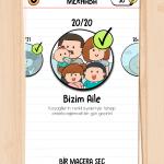 Brain Test 2 Bizim Aile Cevapları