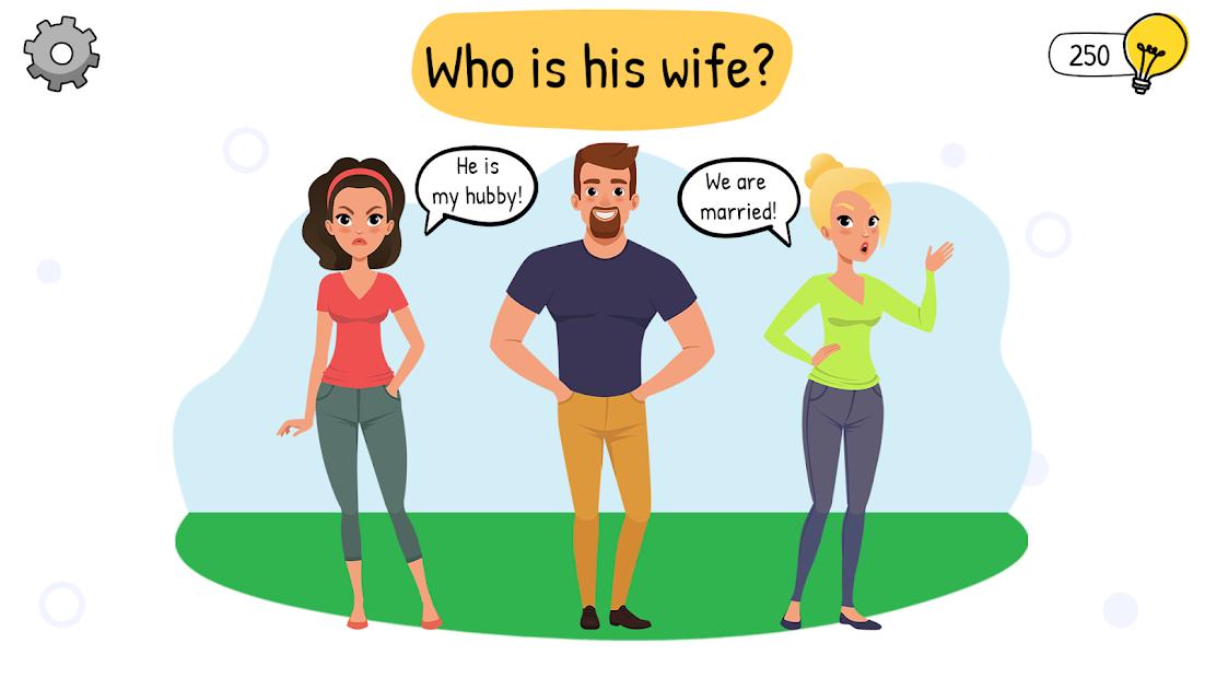 Who is Brain Teaser Riddles Cevapları 1-10